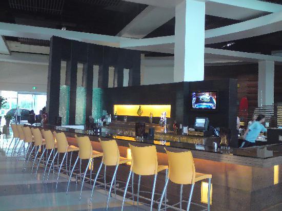 Renaissance ClubSport Aliso Viejo Laguna Beach Hotel: bar