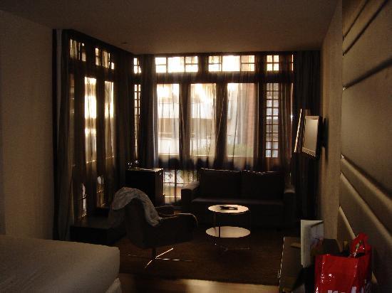 Hotel Amigo: habitacion 1