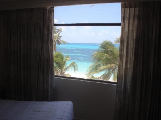 Hotel Blue Tone: habitacion con vista al mar