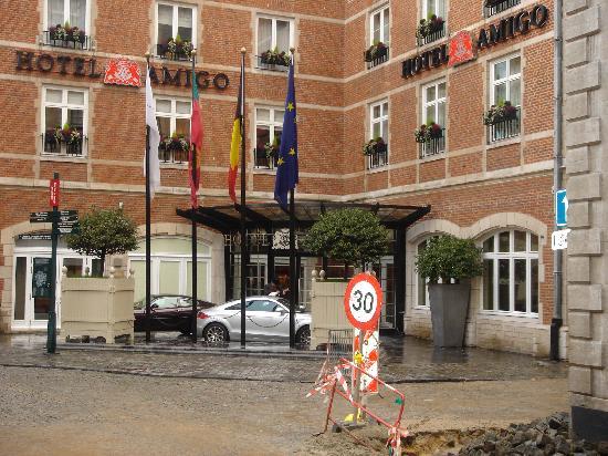 Hotel Amigo: hotel