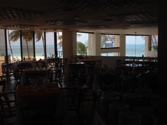 Hotel Blue Tone: restaurante
