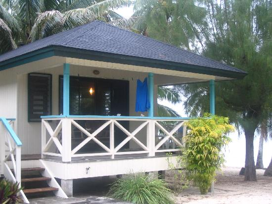 Sunny Beach Lodge: The beachfront Villa we stayed in