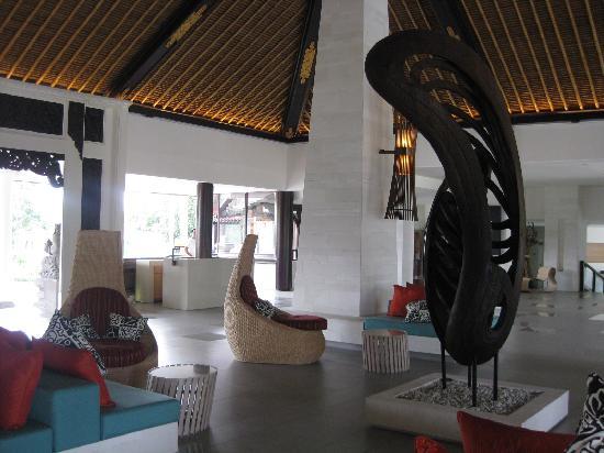 Holiday Inn Resort Baruna Bali: Reception