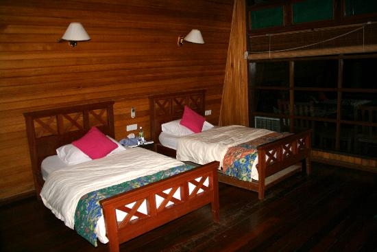 Tabin Wildlife Resort: Cabin