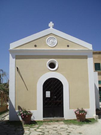 Isola di Mozia (Mothia)/ San Pantaleo: chiesa