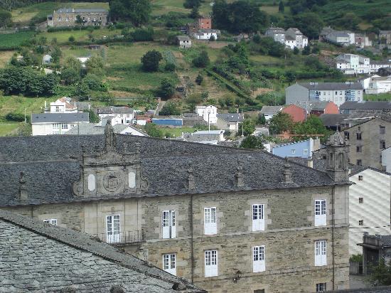 Hospedaje Seminario Santa Catalina: otro angulo