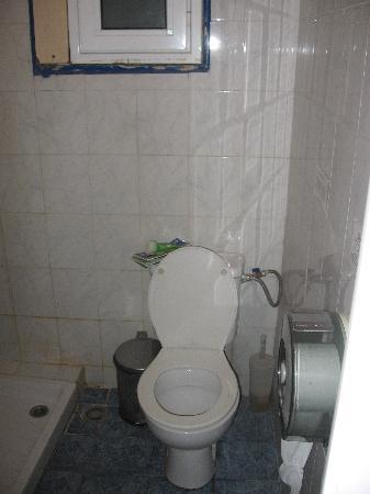 Hotel Dioskouros: Fotos baño