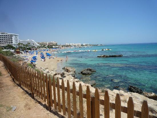 Hotels On Fig Tree Beach Protaras