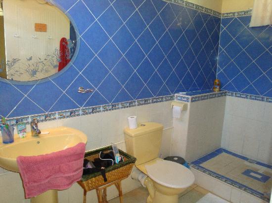 Noix de Coco: salle de bain