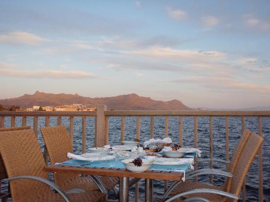 Kadikale Resort: Fish restaurant
