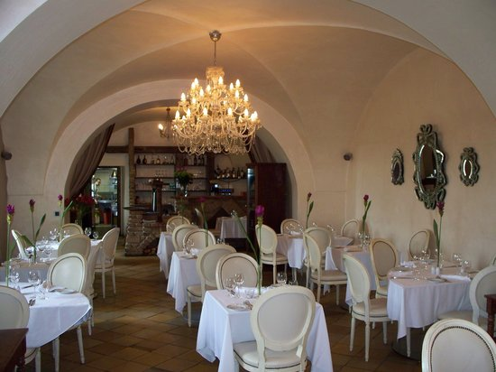 Restaurant Bellavista : dining room