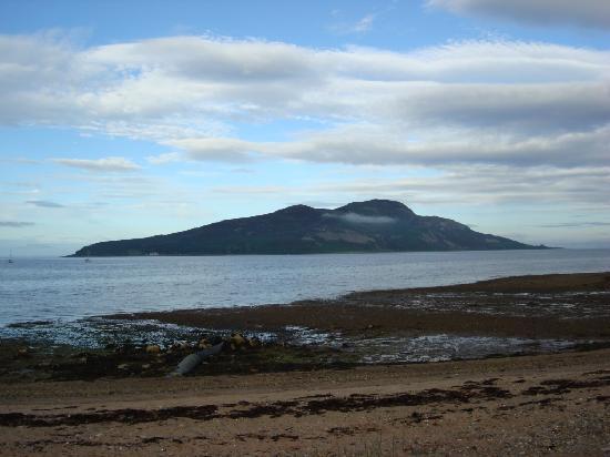 Isle of Arran, UK: Holy Isle, off Lamlash