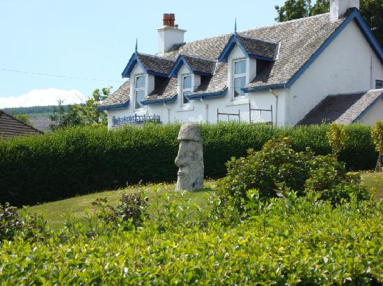 Isle of Arran, UK: Easter Island or Arran?