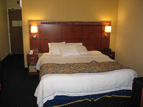 Courtyard Orlando International Drive/Convention Center: King bed