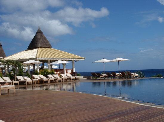 Club Med La Plantation d'Albion: La piscine zen