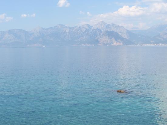 Voyage Belek Golf & Spa: montanhas