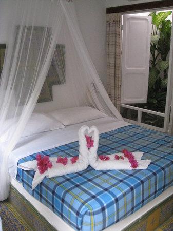 Posada La Gaviota: my bedroom