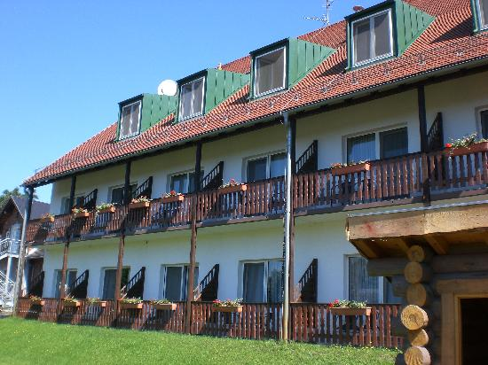 Landhotel Burg im Spreewald : Hauptgebäude