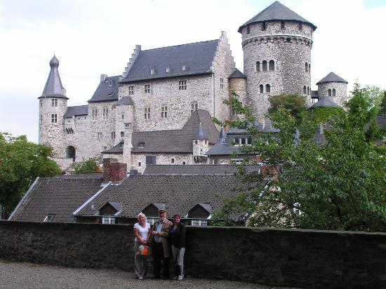 Romantik-Parkhotel am Hammerberg: Stolberg burg