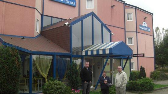 Hotel premiere classe metz est parc des expositions for Parc des expositions de metz