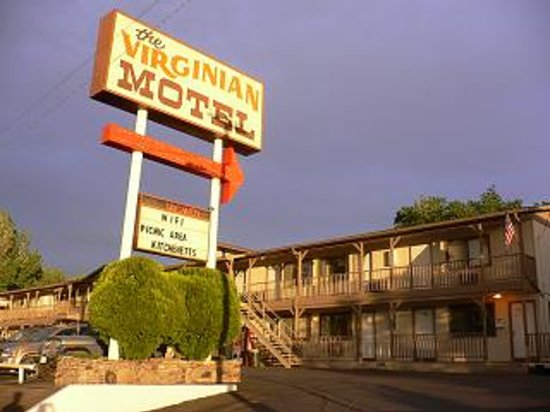 The Virginian Motel: モーテル概観