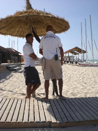 Club Magic Life Penelope Beach Imperial: securite de l'hotel