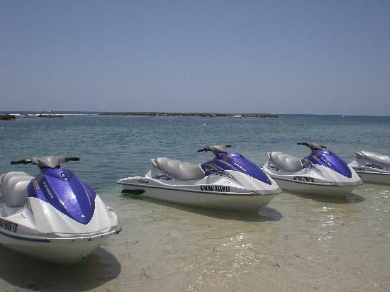 TUI MAGIC LIFE Penelope Beach: balade en jetski