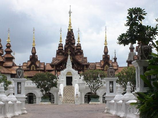The Dhara Dhevi Chiang Mai : Lobby