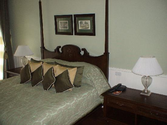 The Dhara Dhevi Chiang Mai : Sleeping room