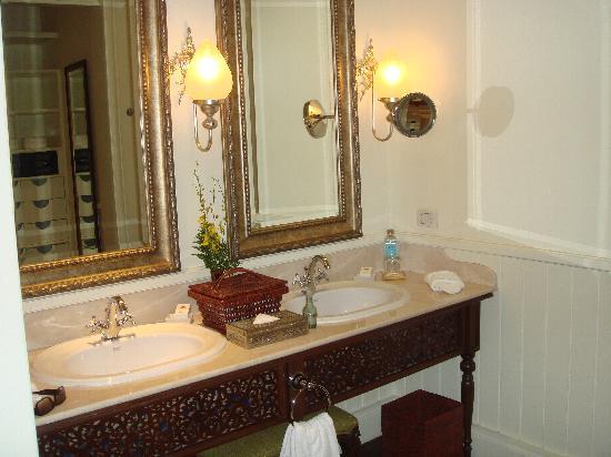 The Dhara Dhevi Chiang Mai : Bathroom