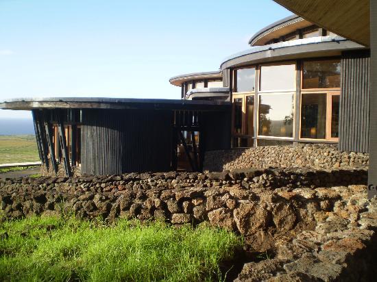 explora Rapa Nui - All Inclusive: Vista del hotel