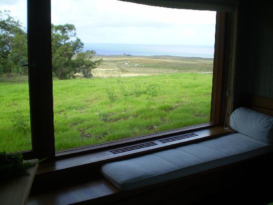 explora Rapa Nui - All Inclusive: Vista exterior desde la habitacion