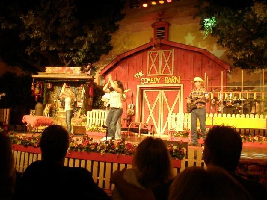 Comedy Barn : Good Family Entertainment