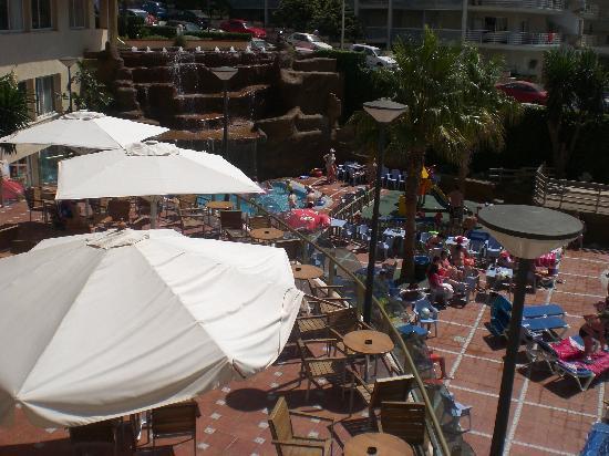 Cala Font Hotel: piscina