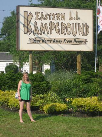 Eastern Long Island Kampground: Welcome
