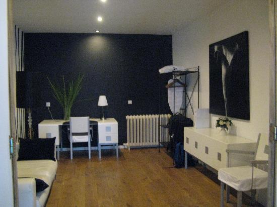 La Casa BXL: The suite