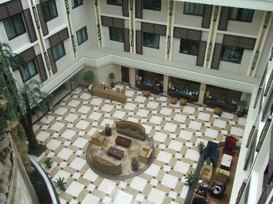 Yin Tai: the indoor courtyard