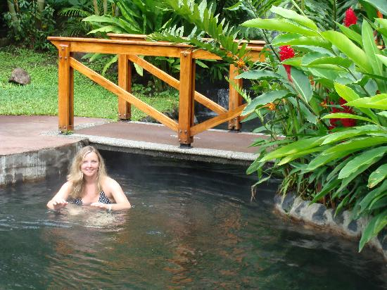 Tabacon Thermal Resort & Spa: Tabacon Hotsprings