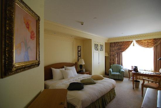Hotel Kamp: Room1