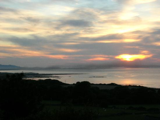 Camp, Ireland: More Sunset Views