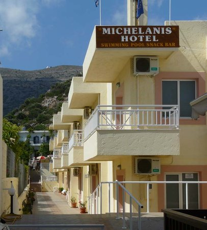 Stalis, Greece: Michelanis Front