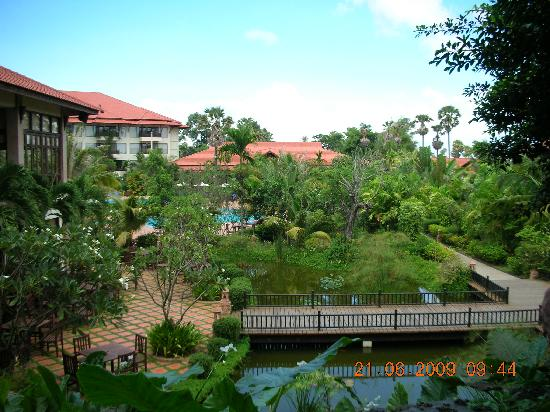 Angkor Palace Resort & Spa: hotel