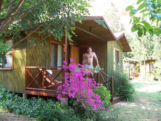 Kibala Hotel: Our cabin