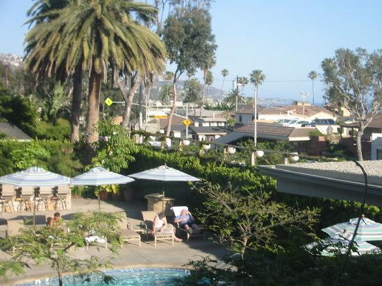 The Tides Laguna Beach View From Room