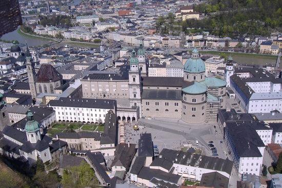 Salzburgo, Austria: la città