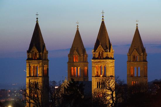 Pecs Cathedral : Pécs, Cathedral