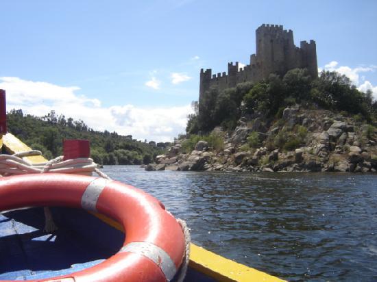 Casa Joao Chagas: Castelo de Almourol