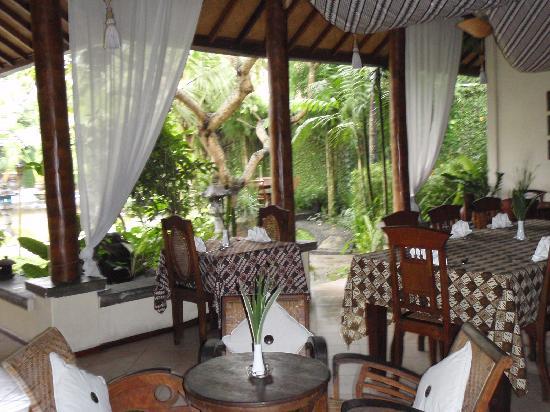 Rumah Mertua Boutique Hotel & Garden Restaurant & Spa: Restaurant 2