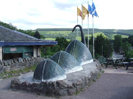 Loch Ness Lodge Hotel: Too Tacky