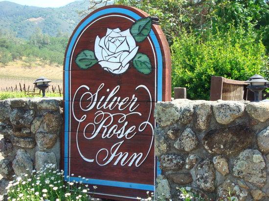 Silver Rose Inn Spa & Winery Resort: Entrance